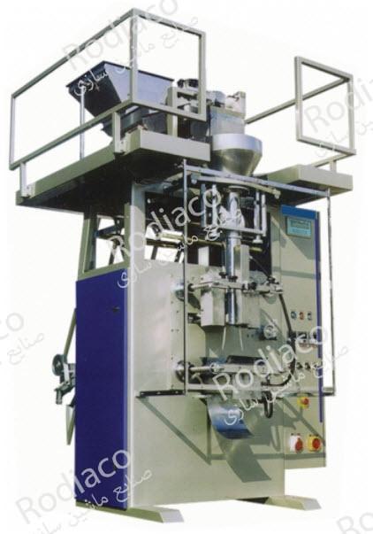تولید دستگاه بسته بندی حبوبات