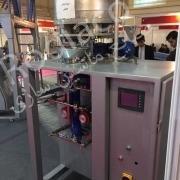 دستگاه پرکن نیمه اتوماتیک حبوبات با بسته بندی