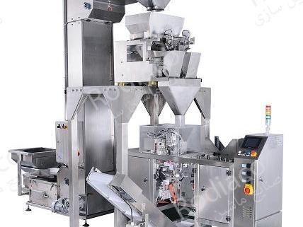 دستگاه بسته بندی حبوبات صنعتی