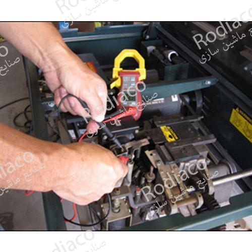تعمیر دستگاه بسته بندی