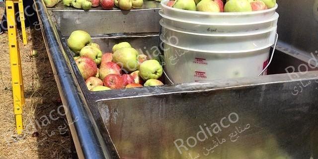 فروش دستگاه سورتینگ میوه
