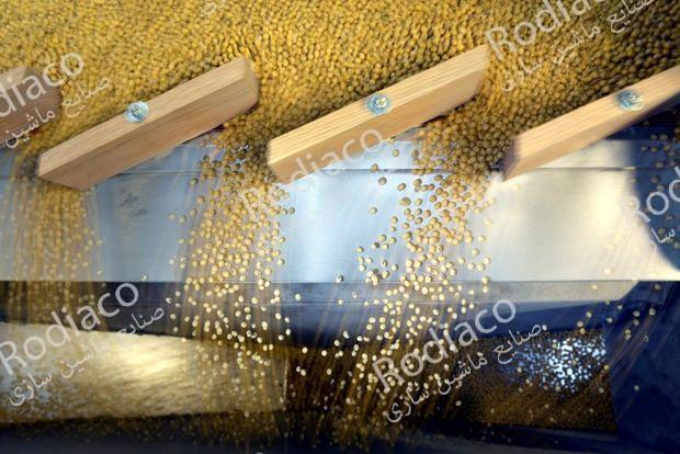 ساخت دستگاه سورتینگ بذر