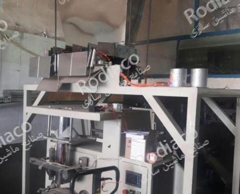 خرید خط تولید بسته بندی حبوبات دو توزین