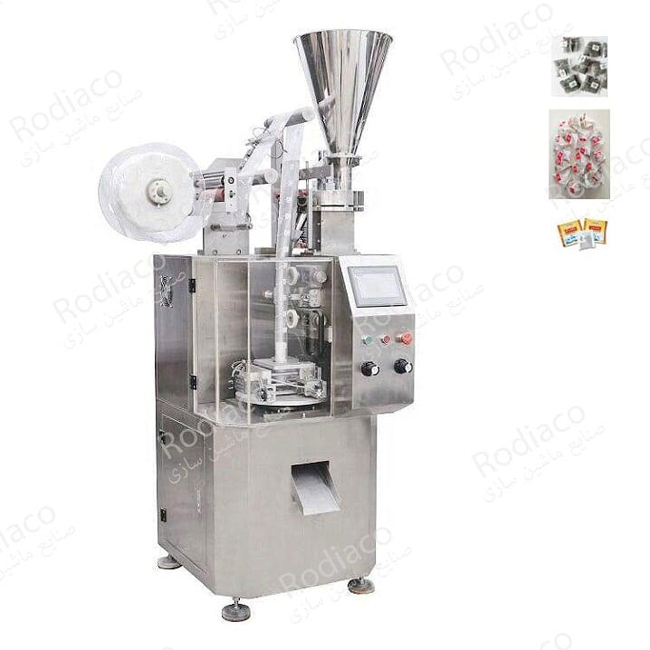 انواع دستگاه های تولید چای کیسه ای