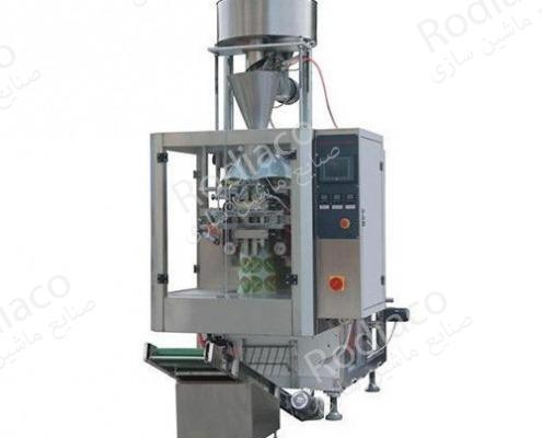 ساخت دستگاه بسته بندی حجمی گرانول خشکبار