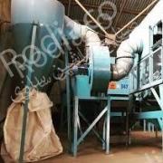 کارخانه ساخت دستگاه بوجاری نخود و حبوبات کروی
