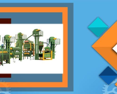 سازنده پیشرفته ترین دستگاه بوجاری گندم قرن 21