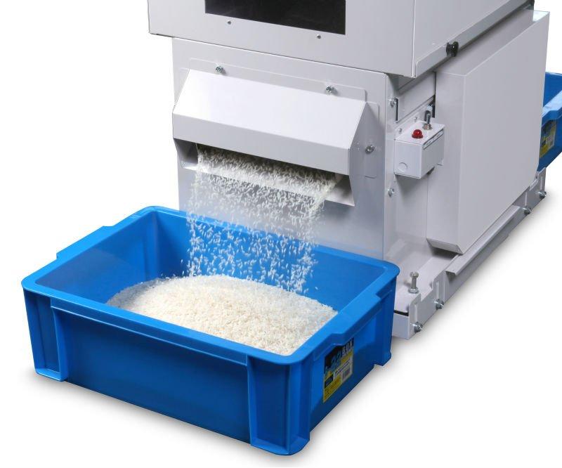 دستگاه سورت برنج