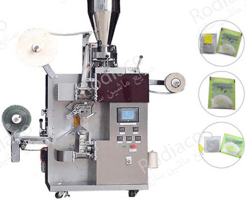 سازنده دستگاه بسته بندی چای کیسه ای تی بگ کرج