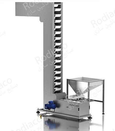 انواع دستگاه بالابر حبوبات