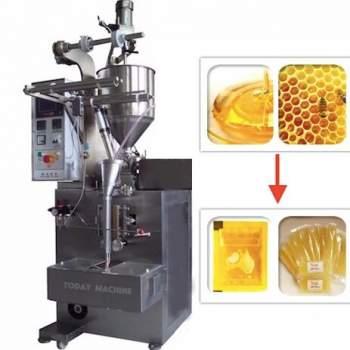 بسته بندی عسل با دستگاه
