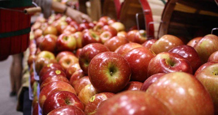 براق کردن میوه یا پولیش واکس