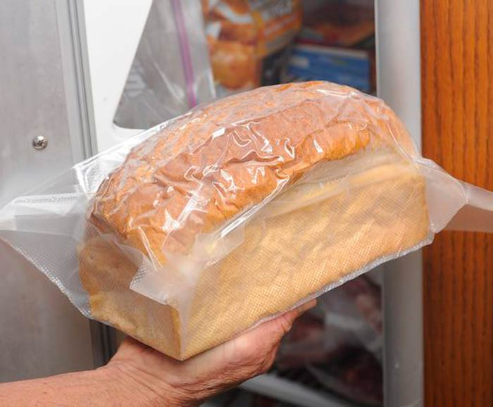 انواع بسته بندی نان فانتزی