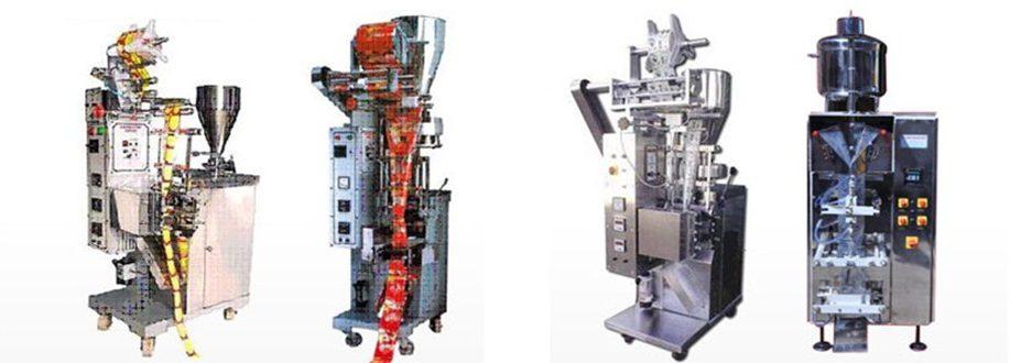 انواع ماشین آلات بسته بندی