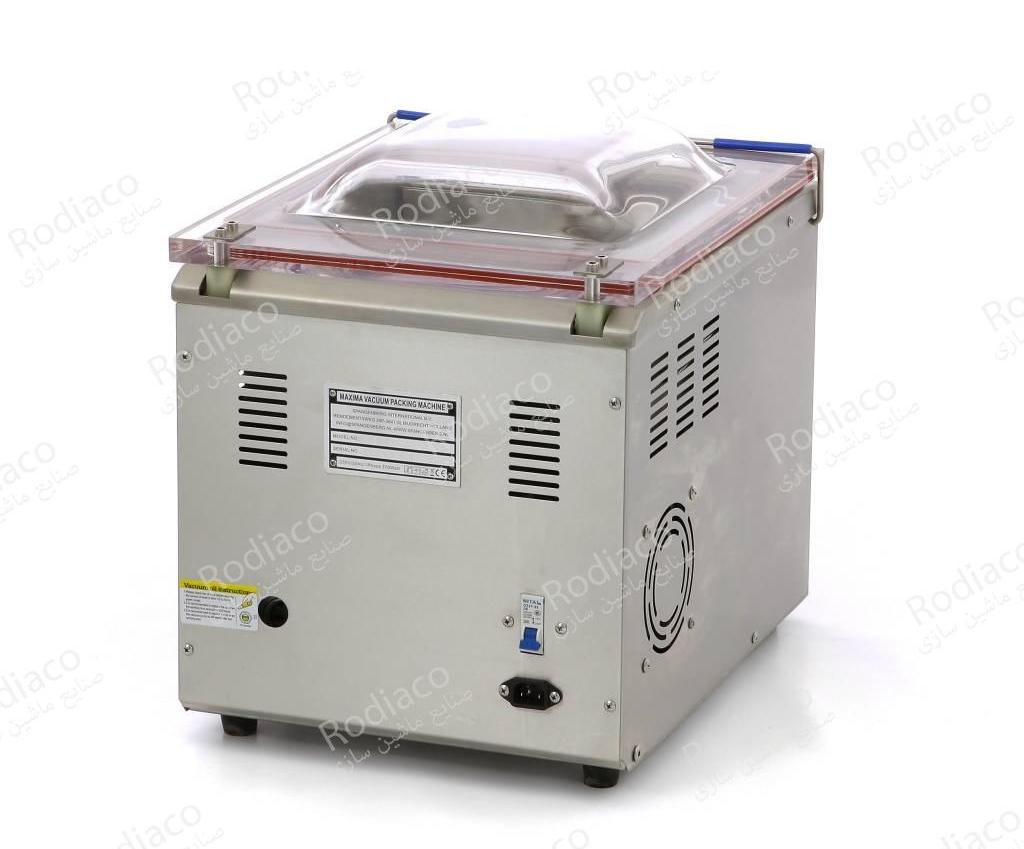 دستگاه وکیوم بسته بندی خشکبار