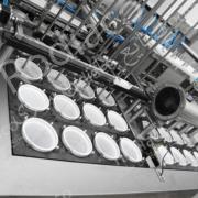 قیمت فروش دستگاه پرکن ظروف یکبار مصرف | لیوانی + جار