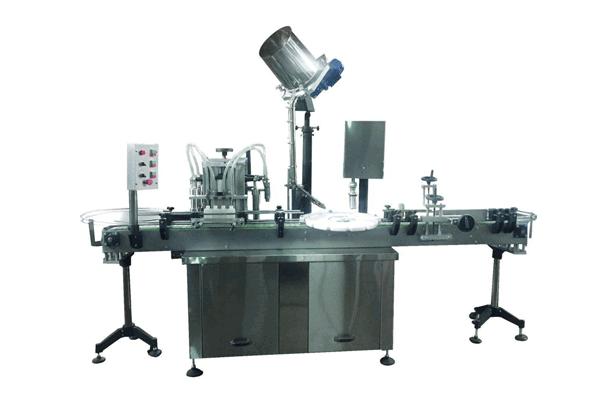 دستگاه پرکن نیمه صنعتی