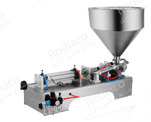 ساخت مجهزترین دستگاه پرکن دستی مایعات | ارزان قیمت