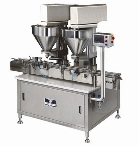 دستگاه پرکن پودر صنعتی