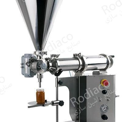 دستگاه پرکن دستی مایعات