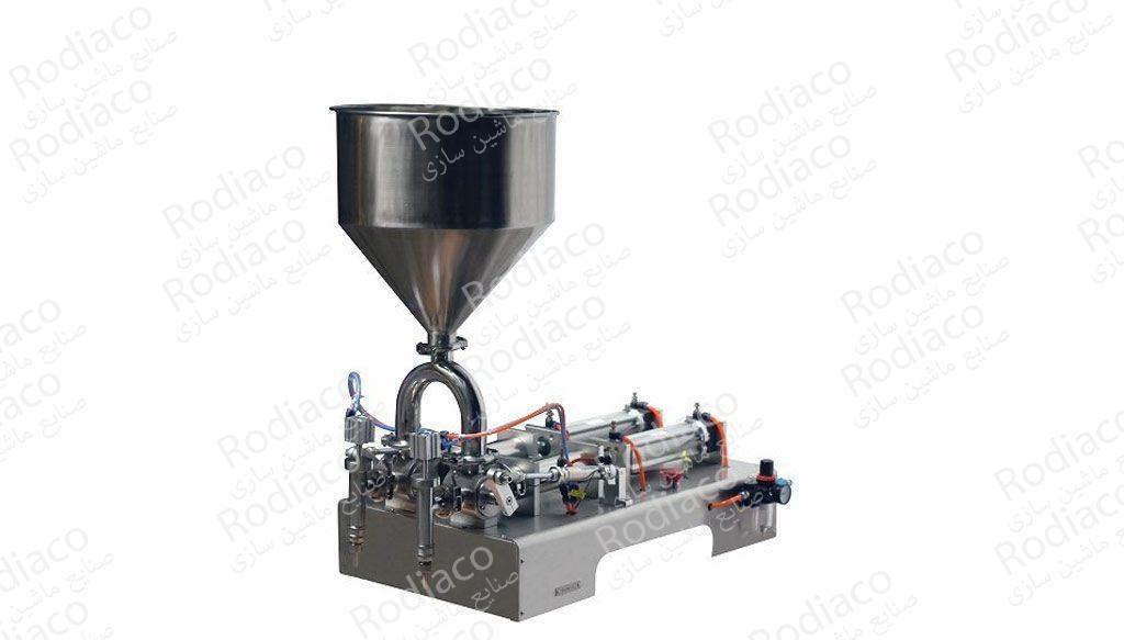 دستگاه پرکن مایعات خانگی