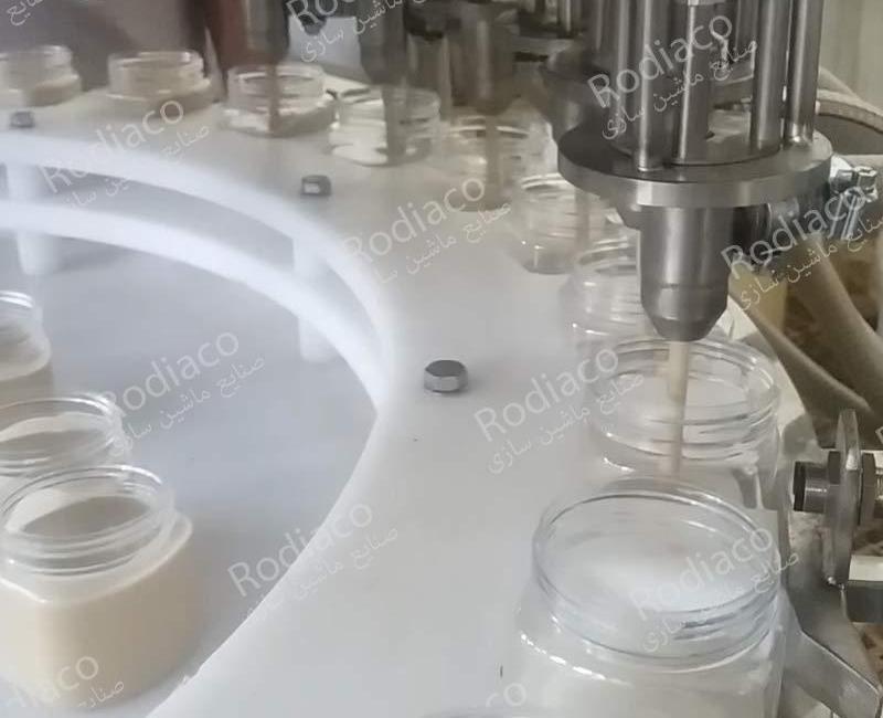 فروش انواع دستگاه پرکن ارده با کارایی عالی