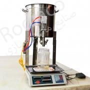 ساخت انواع دستگاه پرکن عسل دستی | اتومات + تک نفره