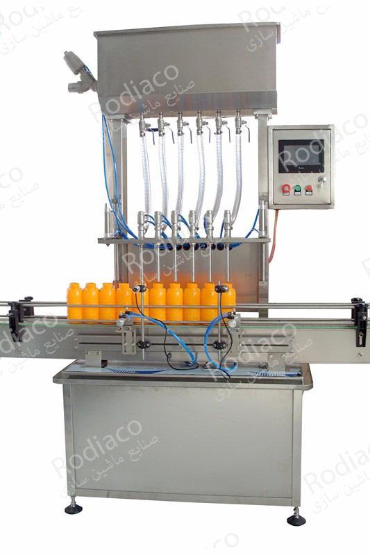 انواع دستگاه قوطی پر کن مایعات