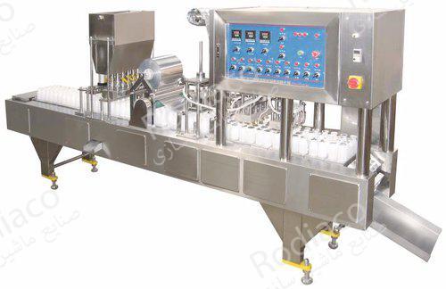 تولیدکننده انواع دستگاه پرکن و بسته بندی مایعات