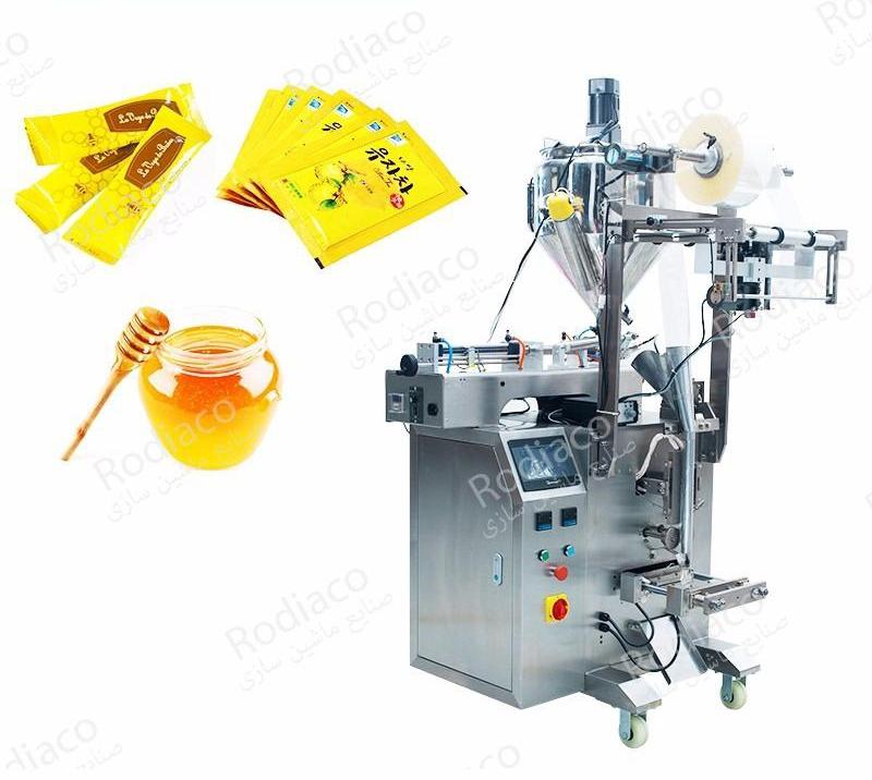 دستگاه پر کن عسل اتوماتیک
