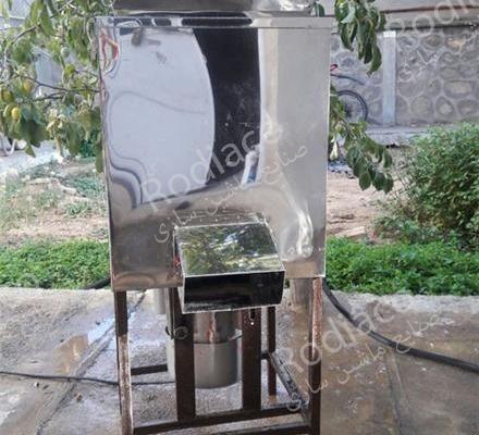 خرید دستگاه آبگیری گوجه صنعتی + نیمه صنعتی