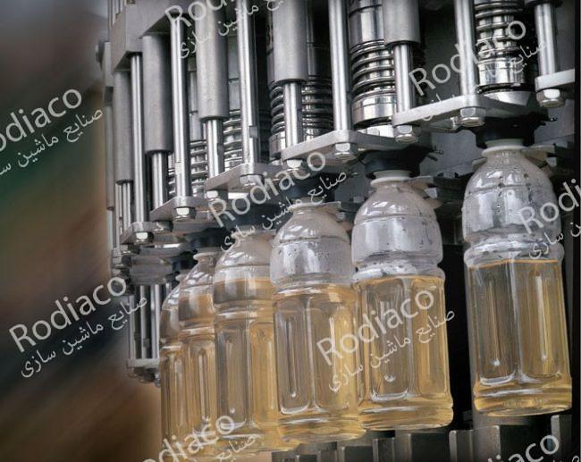 دستگاه پرکن مایعات رقیق