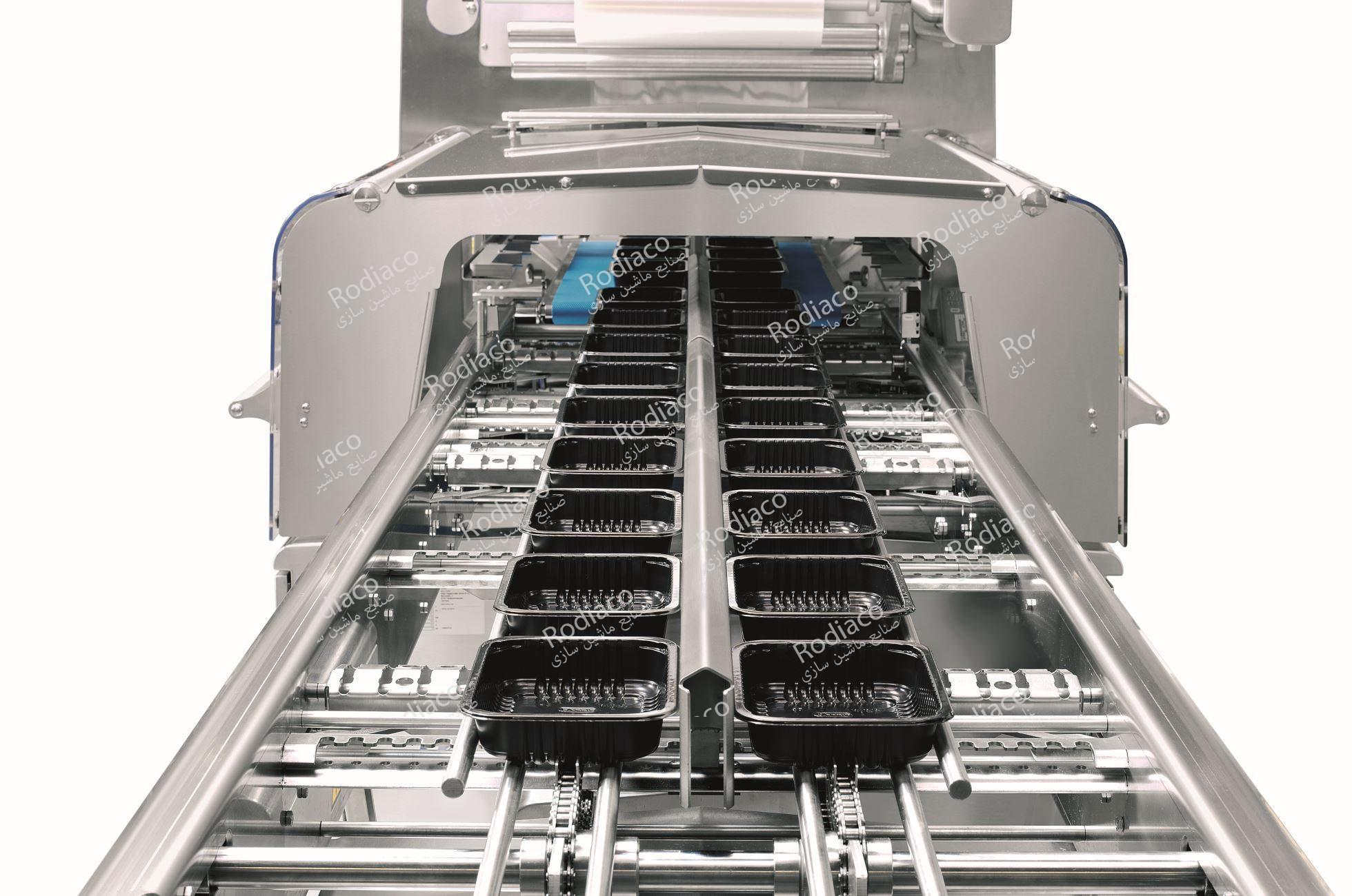 Disposable Seal Pack Machine
