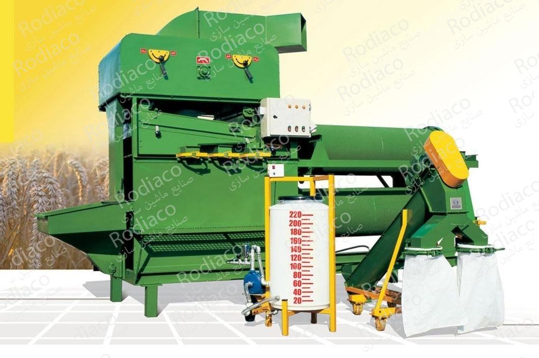 دستگاه بوجاری گندم بزرگ