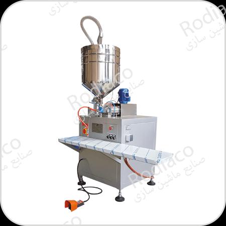 عملکرد دستگاه قوطی پرکن مایعات