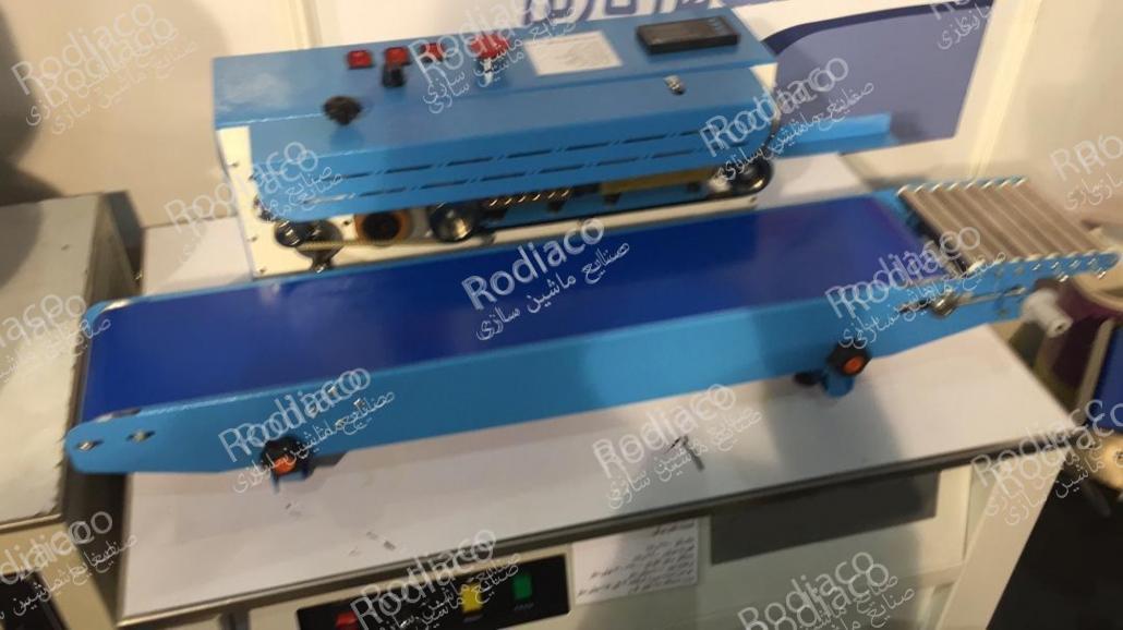 انواع تجهیزات جانبی دستگاه دوخت پلاستیک ریلی