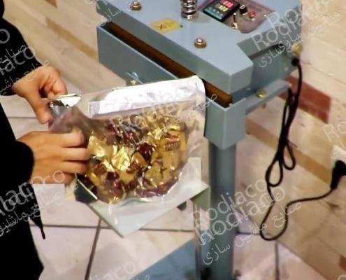 فروش انواع دستگاه دوخت پلاستیک بسته بندی ساخت ایران