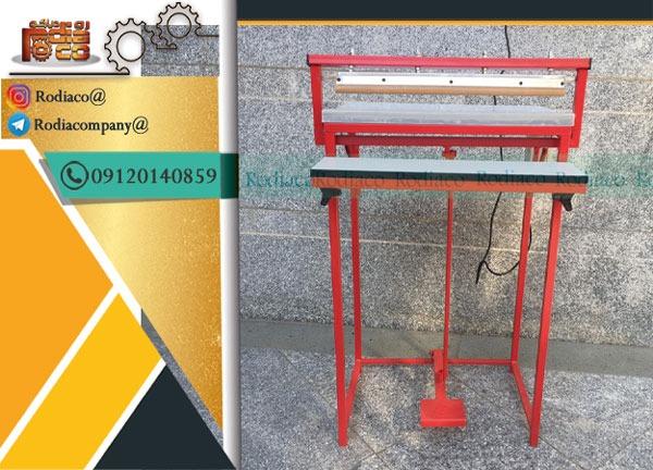کیفیت و قیمت دستگاه دوخت حرارتی پلاستیک صنعتی