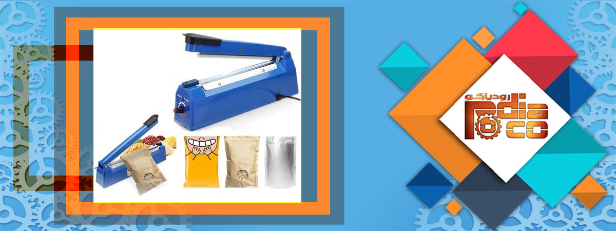 فروش دستگاه دوخت پلاستیک دستی در ابعاد مختلف