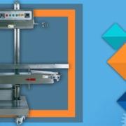 دستگاه دوخت پلاستیک عمودی با مدل و قیمت های متنوع