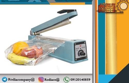 فروش انواع دستگاه پرس حرارتی بسته بندی ارزان قیمت | مرغوب