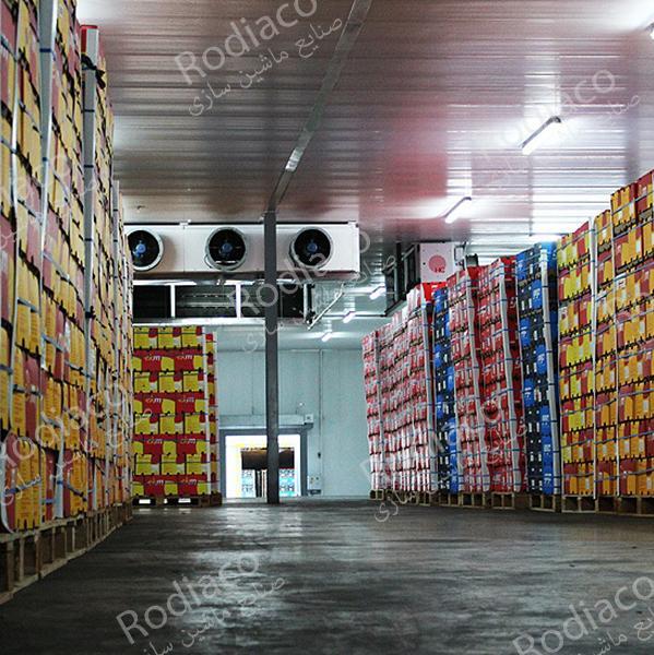 هزینه های لازم سردخانه و بسته بندی خرما